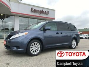 2014 Toyota Sienna LE V6 AWD HEATED CLOTH PWR SLIDING DOORS