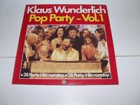 Klaus Wunderlich ‎– Pop Party - Vol.1