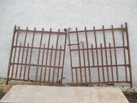 Antique Gates