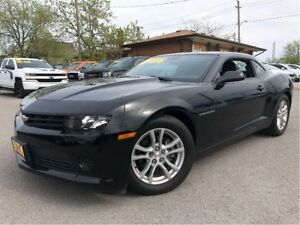 2015 Chevrolet Camaro LS 1LS NICE LOCAL TRADE ONE OWNER!