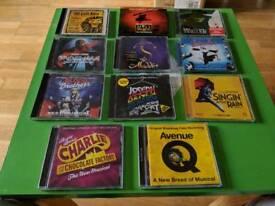 Musical cds