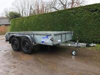 Ifor Williams 3.1 tonne trailer