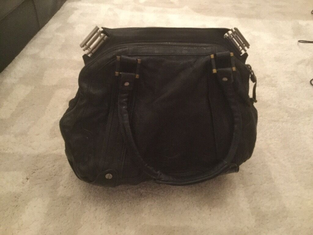 Diesel vintage bag.used