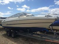 BOAT FOR SALE - CRANCHI 21FT ECLIPSE WITH TRAILER