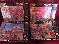 Wasgij 17 original puzzles