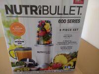 BRAND NEW!STILL IN BOX! nutribullet 600 series