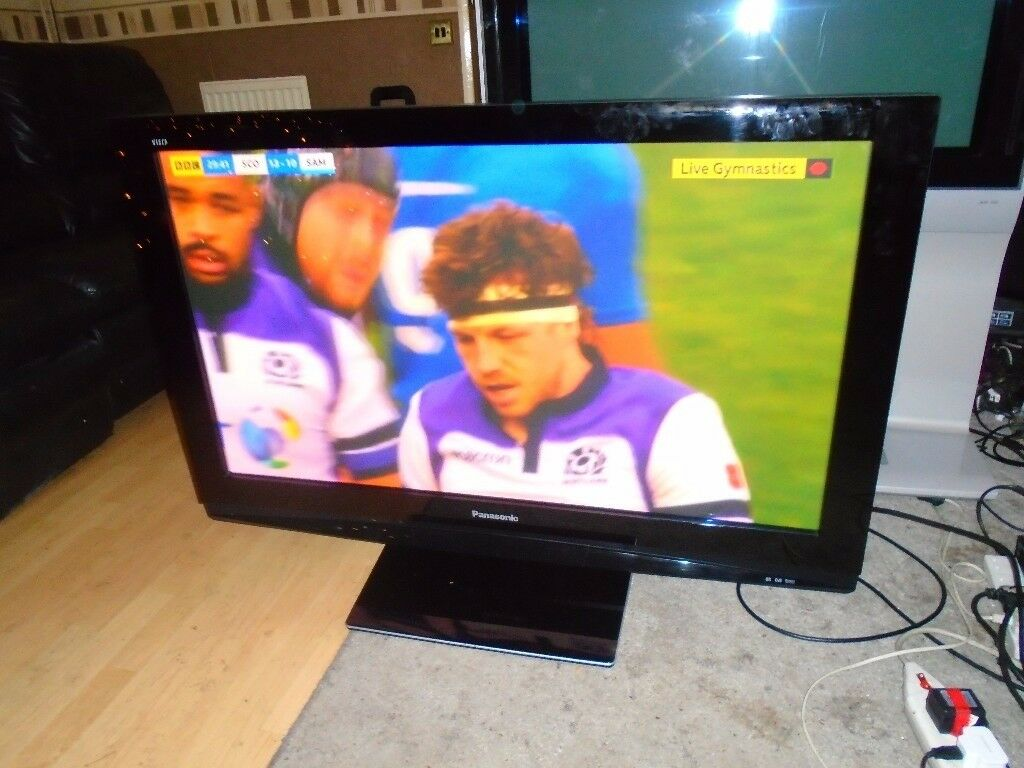PANASONIC VIERA 46 INCH FULL HD PLASMA TV