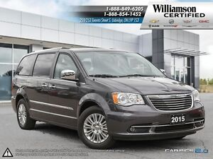 2015 Chrysler Town & Country LIMITED**CHRYSLER COMPANY VEHICLE**
