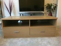 Wooden TV stand good condition cheap