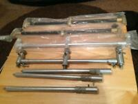 Assortment of buzz bars bank sticks