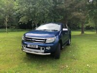 Ford Ranger Limited 2.2 Manual (No VAT)