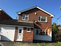 Detached 3 Bedroom House with Integral Garage to Rent in LE4