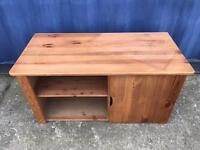 CLEARANCE pine Tv cabinet FREE DELIVERY PLYMOUTH AREA