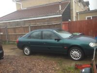 mk2 ford mondeo 2.0 zetec very clean