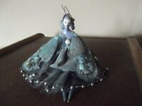 OOAK art doll collection for sale - fairy doll by Tina Vassa (Russia)