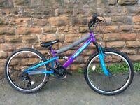 Brand New Falcon Siren Girls 24 Mountain Bike - RRP £295