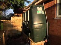 Titan 1200l Oil Tank
