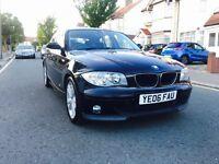 BMW 1 Series 2.0 118d SE 5dr 2006 (06 REG) HPI Clear