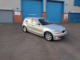 BMW 1 Series 2.0 120i SE 5dr