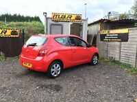 HYUNDAI I20 1.4 COMFORT, 10 MONTHS MOT WITH SERVICE HISTORY. IDEAL FIRST CAR