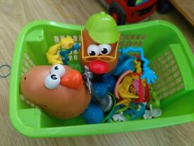 Mr Potato head - 2 sets