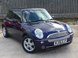 MINI ONE EXCELLENT CONDITION WITH Air con and pepper pack