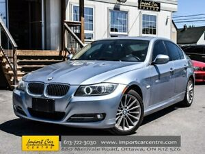 2010 BMW 3 Series 335d LEATHER ROOF H.STEER WHEEL WOW!!