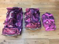 ROXY LUGGAGE~Set of 3 BAGS