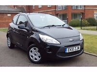 2010 Ford KA 1.2 Edge 3dr **LOW MILES+F/S/H+IMMACULATE**