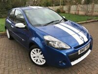 2010 Renault Clio 1.5 dCi S 3dr ~ 12 MONTHS MOT ~ £30 ROAD TAX ~ FULL SERVICE HISTORY ~ 2 KEEPERS