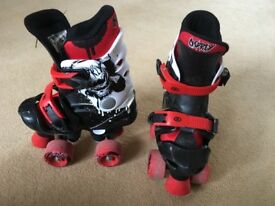 Roller skates / boots, size 10-12, by Osprey