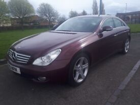 Mercedes Benz cls automatic (px welcome