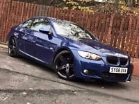 **M SPORT** BMW 3 SERIES 320D COUPE 19 INCH ALLOYS
