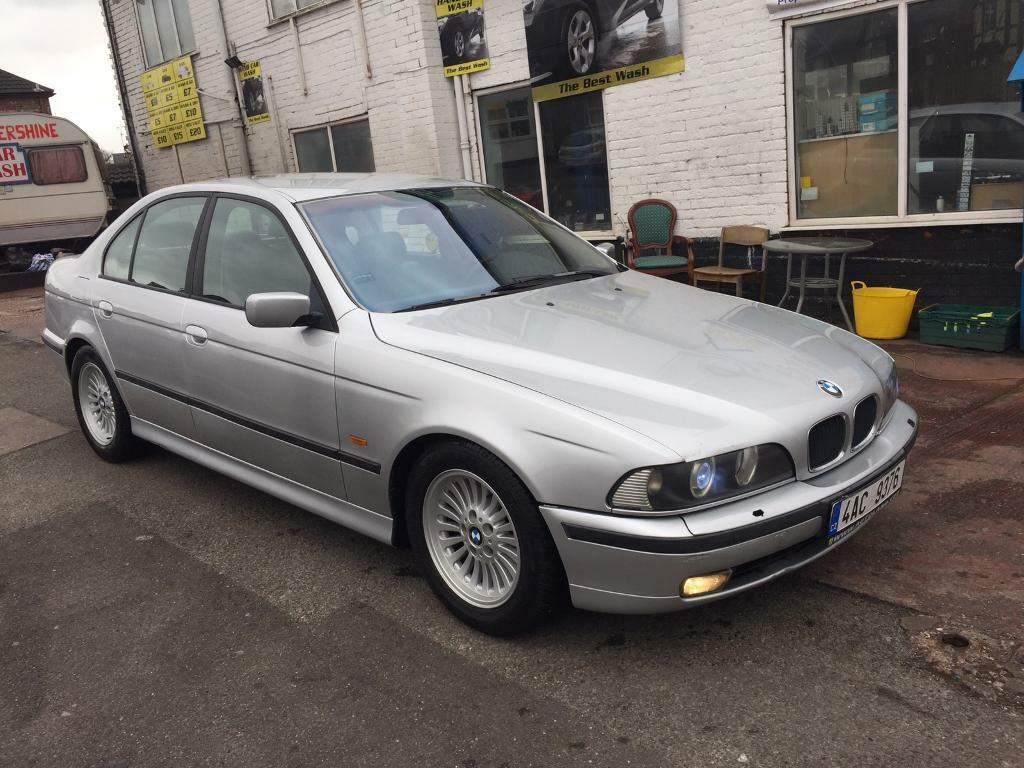 lhd bmw 525 tds in colwick nottinghamshire gumtree. Black Bedroom Furniture Sets. Home Design Ideas