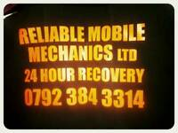MOBILE CAR SERVING AND REPAIR SERVICE