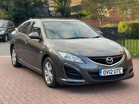 image for 2012 Mazda 6 2.2 Diesel TS 5dr Hatchback 6 Speed Manual Fully Loaded In Excellent Condition