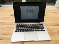 "Apple MacBook Pro with Retina Display 13.3"", Intel® Core™ i5, 8GB RAM, 128GB Flash Storage"