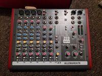 Allen & Heath zed 10 fx mixer