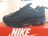 Nike Air Max 97 Ultra Mens Size 11UK Black
