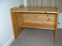 Desk for bedroom - solid pine