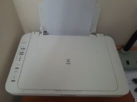 Nearly new Canon MG 3051 Printer / Scanner