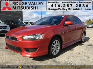 2011 Mitsubishi Lancer SE,  FROM 1.9% FINANCING AVAILABLE, PLEAS