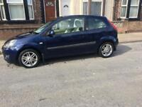 07 FIESTA 1.4 Ghia 67000, Leather,1 Owner,1yr Mot, Service History, Choice of2