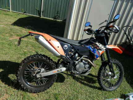 KTM 530 Road/Trail Blackwater Central Highlands Preview