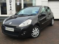 2009 59 Renault Clio 1.2 16v ( 75bhp ) 2009MY Extreme~VERY LOW MILEAGE~2 KEYS~