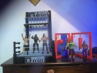 WWE Wrekin performance playset