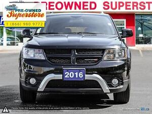 2016 Dodge Journey Crossroad***NAV/leather*** Windsor Region Ontario image 2