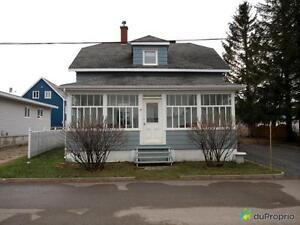 158 000$ - Maison à un étage et demi à vendre
