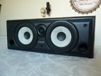 Mission 70c3 Centre Speaker - Very Rare and Sounds Sublime