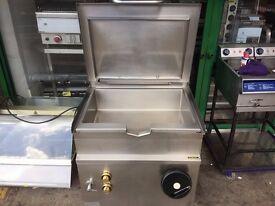 CATERING COMMERCIAL BRAT PAN FRYER FOOD COOKER MACHINE FAST FOOD RESTAURANT KITCHEN